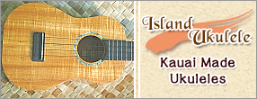 Splash of Kauai Shopping -Island Ukulele